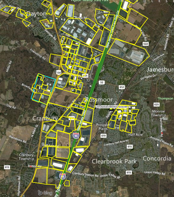 NJ Mapping